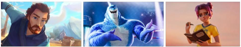 Смотреть мультфильм «Семейка Крудс 2» 2021 года disney/pixar
